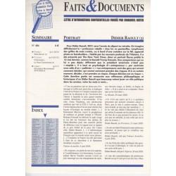 Faits & documents n°484