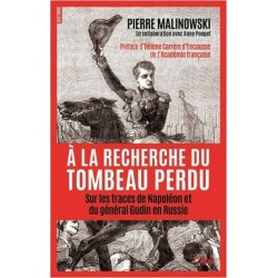 A la recherche du tombeau perdu - Pierre Malinowski