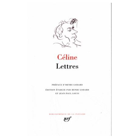 Lettres - Céline