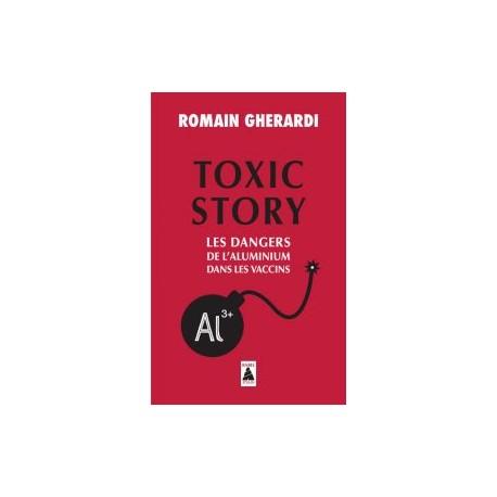 Toxic story - Romain Gherardi (poche)