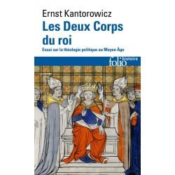 Les deux corps du roi - Ernst Kantorowicz