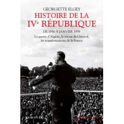 Histoire de la IVe république Tome 2 - Georgette Elgey