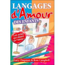 Langages d'amour des enfants - Gary Chapman, Ross Campbell