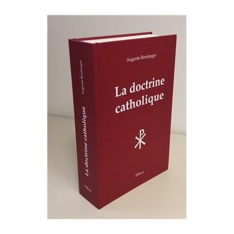 doctrine catholique - Auguste Boulenger