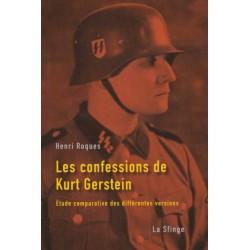 Les confessions de Kurt Gerstein - Henri Roques