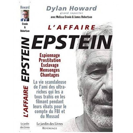 L'affaire Epstein -  Dylan Howard, Melissa Cronin, James Robertson