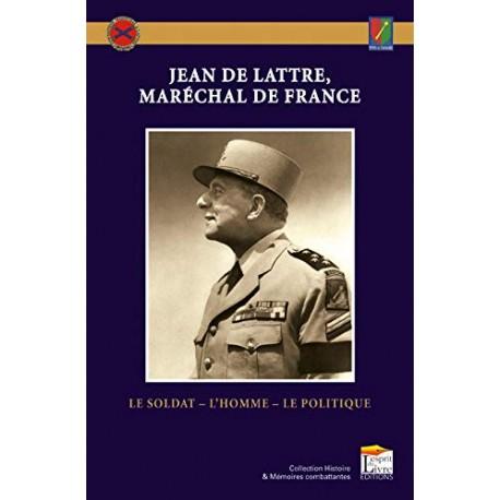 Jean de Lattre, maréchal de France - collectif
