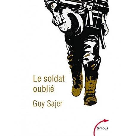 Le soldat oublié - Guy Sajer (poche)