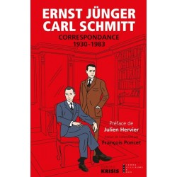 Correspondance 1930-1983 - Ernst Jünger, Carl Schmitt