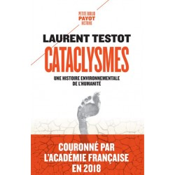 Cataclysmes - Laurent Testot (poche)