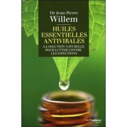 Huiles essentielles antivirales - Dr Jean-Pierre Willem