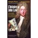 L'histoire de John Law - Adolphe Thiers, Pierre Jovanovic