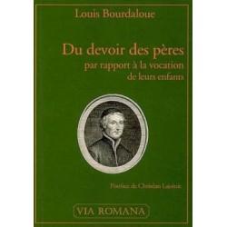 Du devoir des pères - Louis Bourdaloue