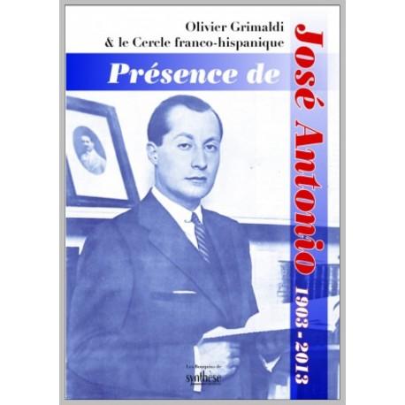 Présence de José Antonio - Olivier Grimaldi, Cercle franco-hispanique