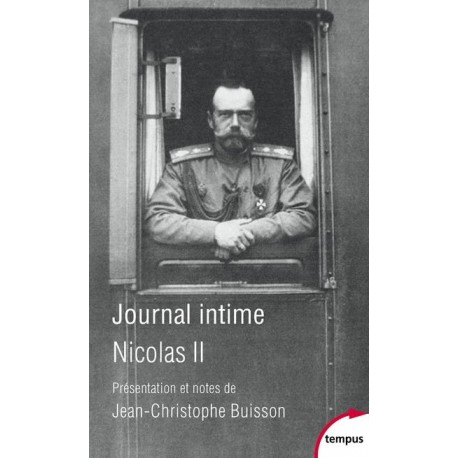 Journal intime - Nicolas II (poche)