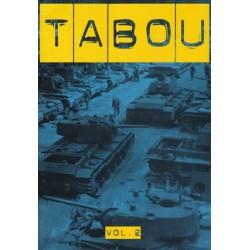 Tabou, vol 2, 2002