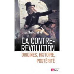 La Contre-Révolution - Jean Tulard (poche)