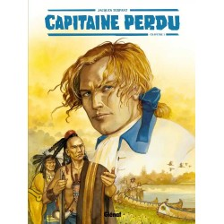 Capitaine perdu T1 - Jacques Terpant (BD)