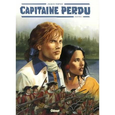 Capitaine perdu T2 - Jacques Terpant (BD)