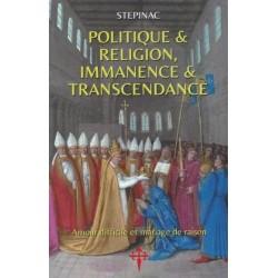 Politique & religion, immanence & transcendance - Stepinac