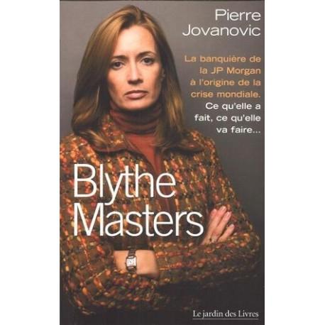 Blythe Masters - Pierre Jovanovic