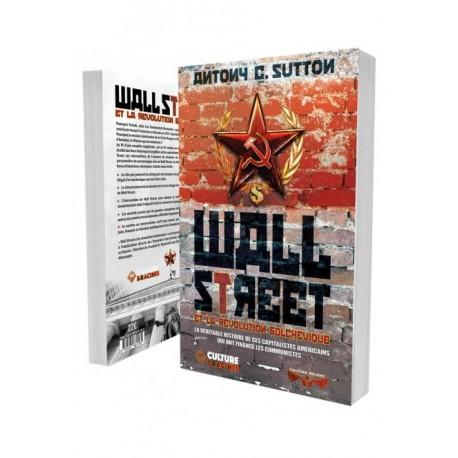 Wall Street et la révolution bolchévique - Antony C. Sutton