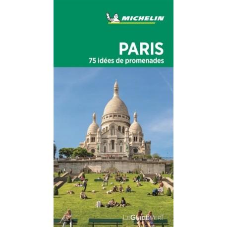 Paris 75 idées de promenade - Michelin