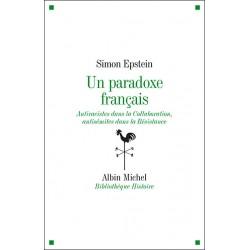 n paradoxe français - Simon Epstein