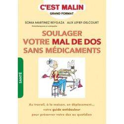 Soulager votre dos sans médicaments - Sonia Martinez Reygaza, Alix Lefief-Delcourt