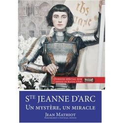 Sainte Jeanne d'Arc - Jean Mathiot
