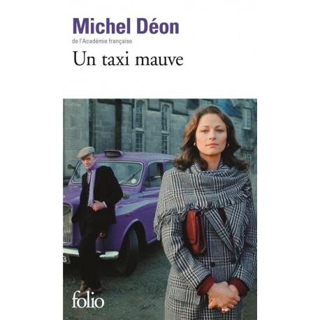 Un taxi mauve - Michel Déon (poche)