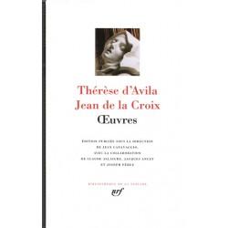 Oeuvres - Thérèse d'Avila, Jean de La Croix