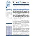 Faits & Documents n°494