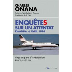 Enquêtes sur un assassinat - Charles Onana