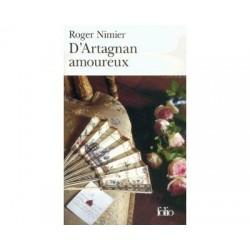D'Artagnan amoureux - Roger Nimier (poche)