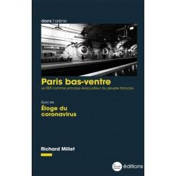 Paris bas-ventre - Richard Millet