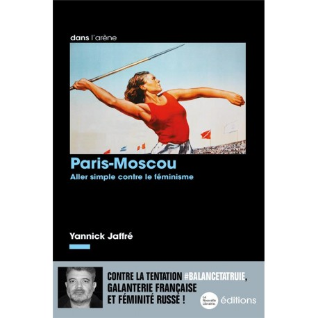 Paris-Moscou - Yannick Jaffré