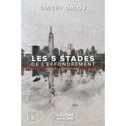 Les cinq stades de l'effondrement - Dmitry Orlov