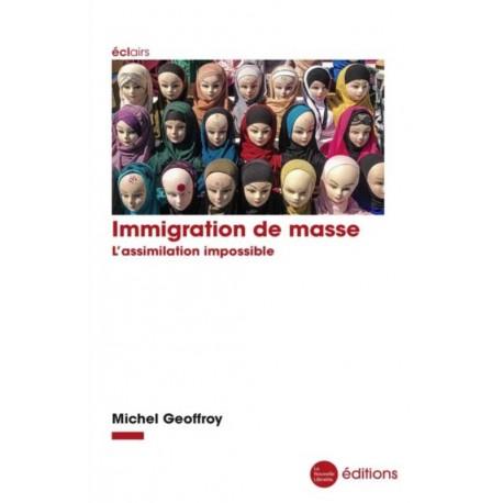 Immigration de masse - Michel Geoffroy