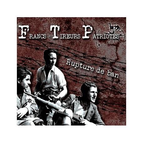 Rupture de ban - FTP (CD)