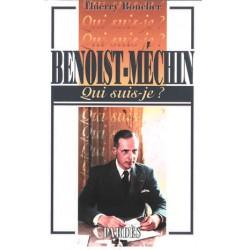 Benoist-Méchin - Thierry Bouclier