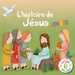 L'histoire de Jésus sonore - Emmanuelle Rémond-Dalyac