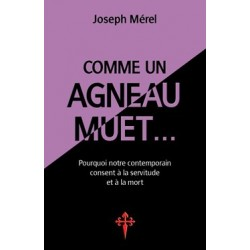 Comme un agneau muet... - Joseph Mérel
