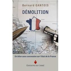 Démolition - Bernard Gantois