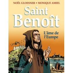 BD  Saint Benoît - Noël Gloesner, Monique Amiel