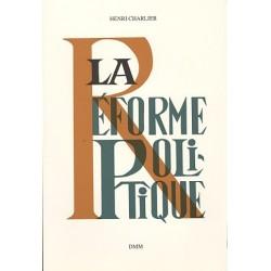 La réforme politique - Henri Charlier