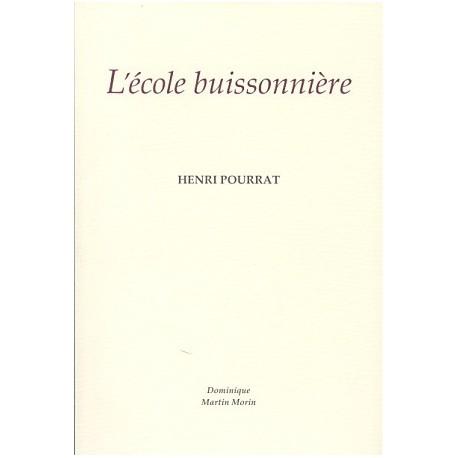 L'école buissonnière - Henri Pourrat