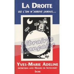 La droite où l'on arrive jamais - Yves-Marie Adeline