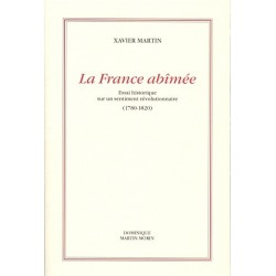La France abîmée - Xavier Martin