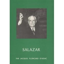 Salazar - Jacques Ploncard d'Assac